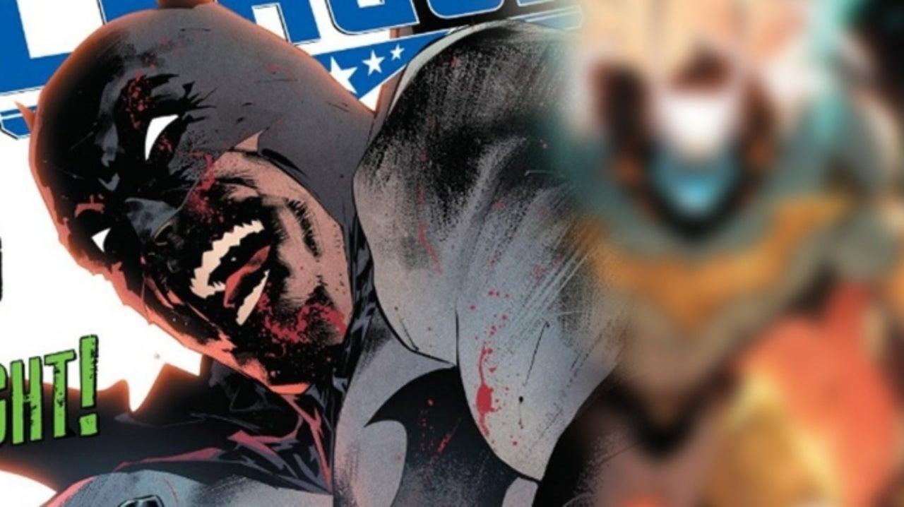 DC Reveals Batman's Final Suit