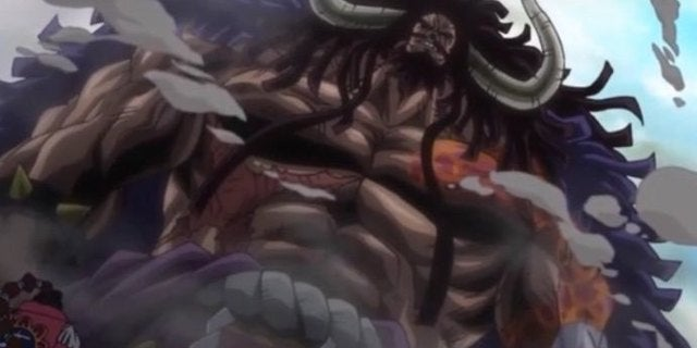 One Piece Unveils Impressive New Kaido Statue