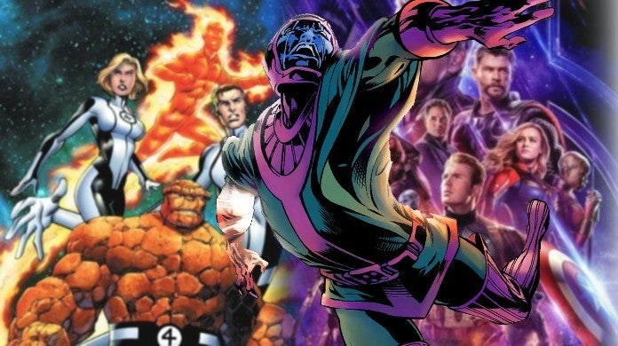 Kang MCU Phase 4 Fantastic Four