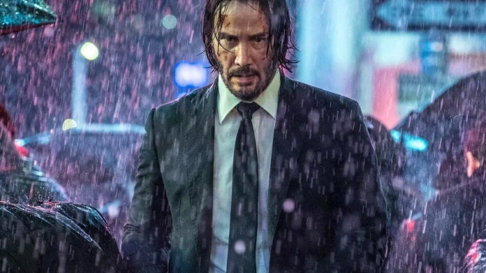 Keanu Reeves John Wick Chapter 3