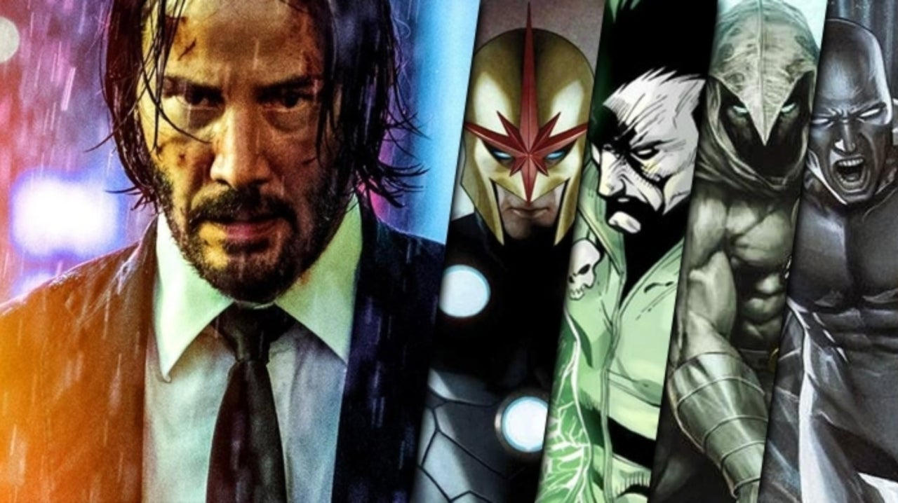 7 Characters Keanu Reeves Could Play in the MCU