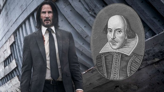 keanu reeves shakespeare john wick