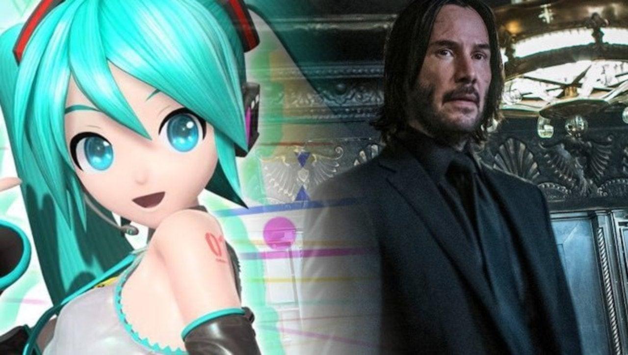 It Sounds Like John Wick's Keanu Reeves Is An Anime Fan