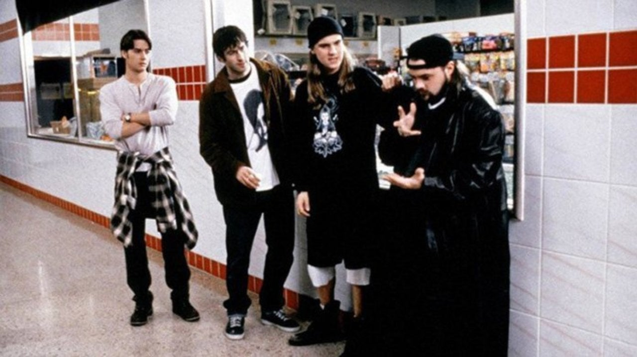 Kevin Smith Turns to Social Media to find Missing Mallrats Band