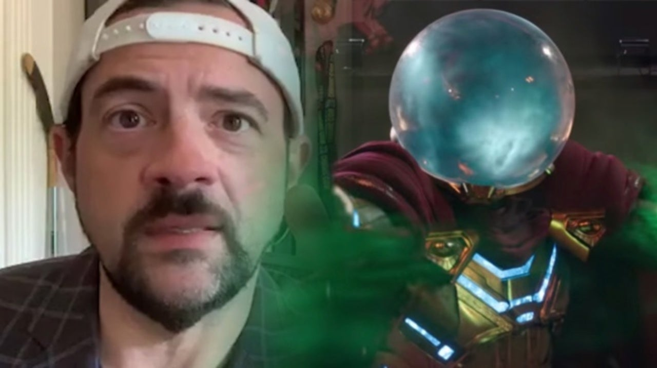 Kevin Smith Reacts to Spider-Man: Far From Home Trailer, Doesn't Believe Mysterio