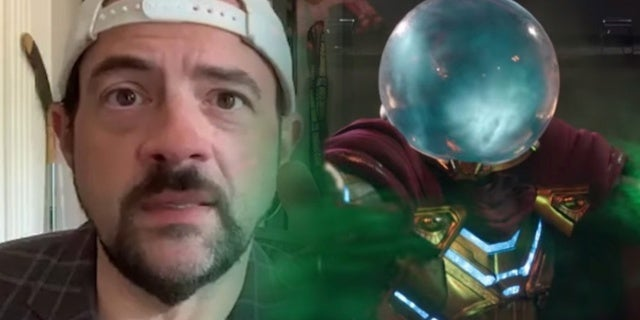 """Kevin Smith Reviews Spider-Man: Far From Home: """"Mid-Credits Scene Changes Everything"""""""