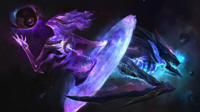 League of Legends Dark Star