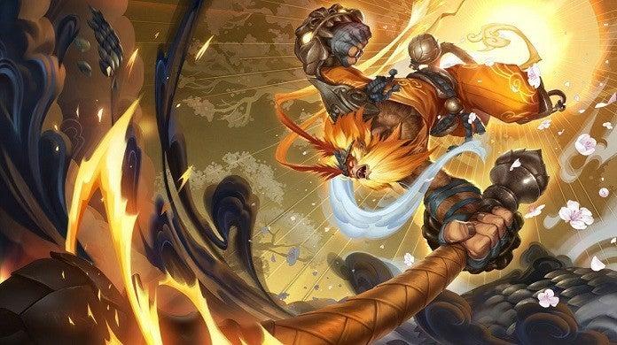 League of Legends Wukong