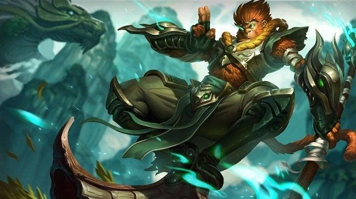 League of Legends Wukong3