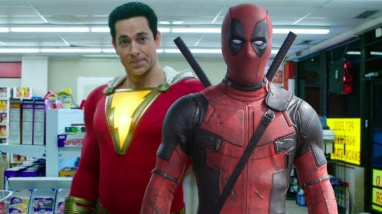Zachary Levi Would Love to Play Deadpool If Ryan Reynolds Wasn't
