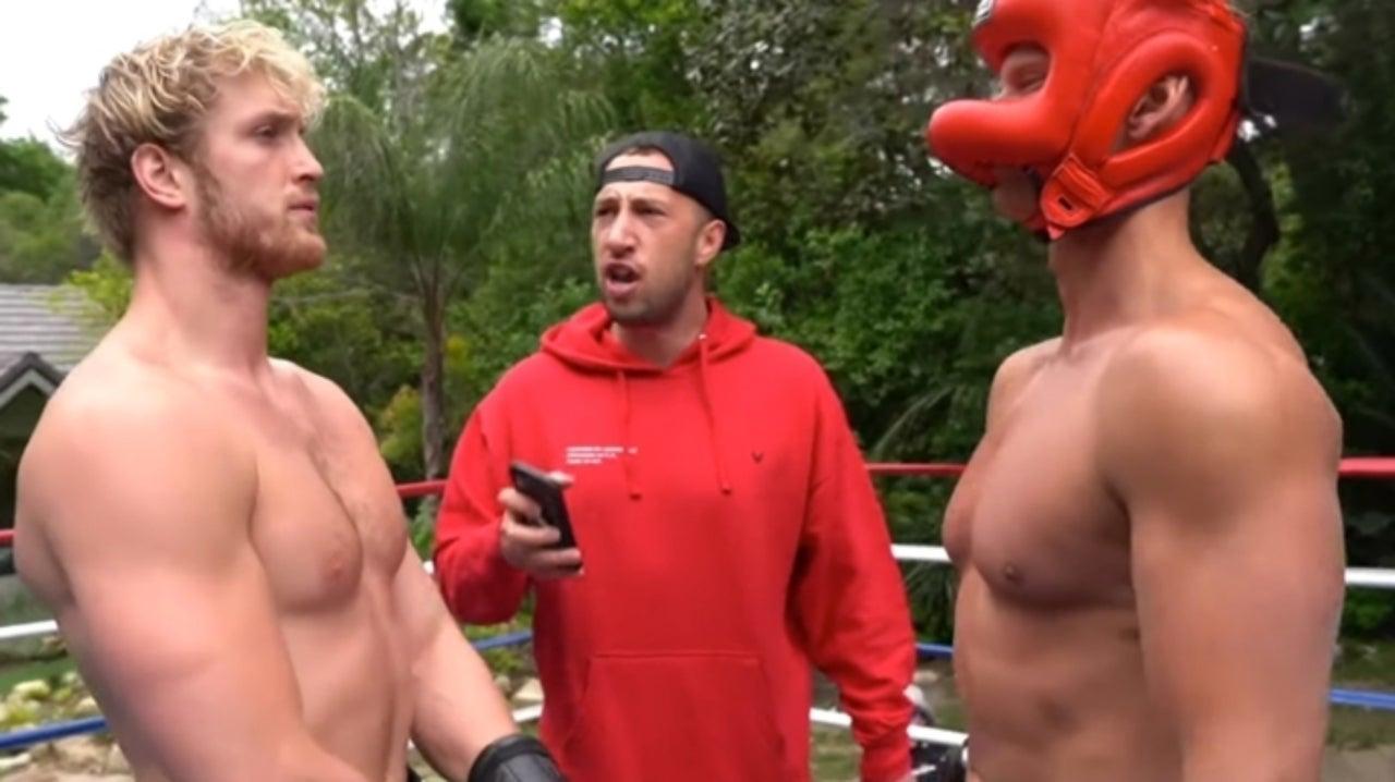 Logan Paul KOs Rival YouTuber & Calls Out KSI