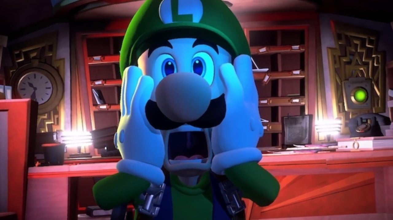 Luigi S Mansion 3 News Likely Coming Very Soon