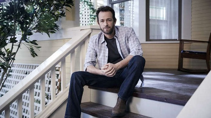 luke perry fred andrews