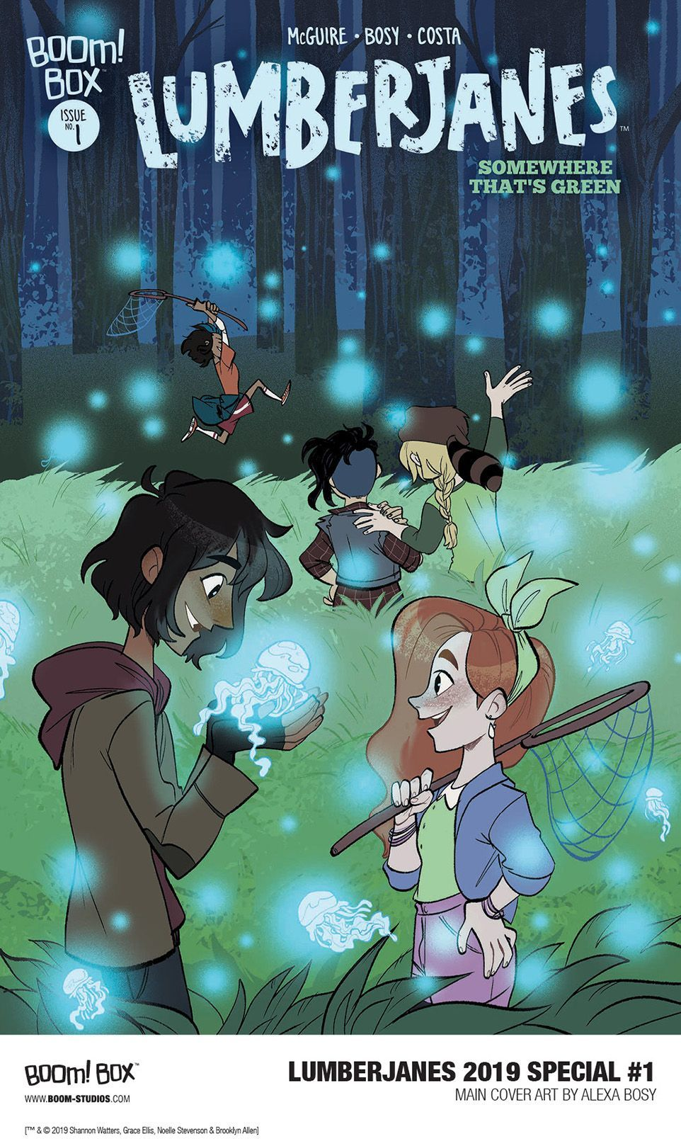 Lumberjanes-Special-Somewhere-Thats-Green-1