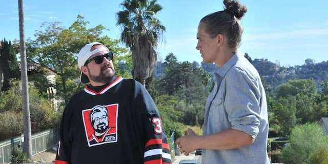 Madness in the Method Starring Jason Mewes and Kevin Smith Gets Deal With Cinedigm