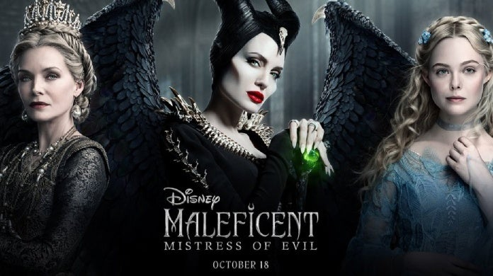 maleficent mistress of evil posters
