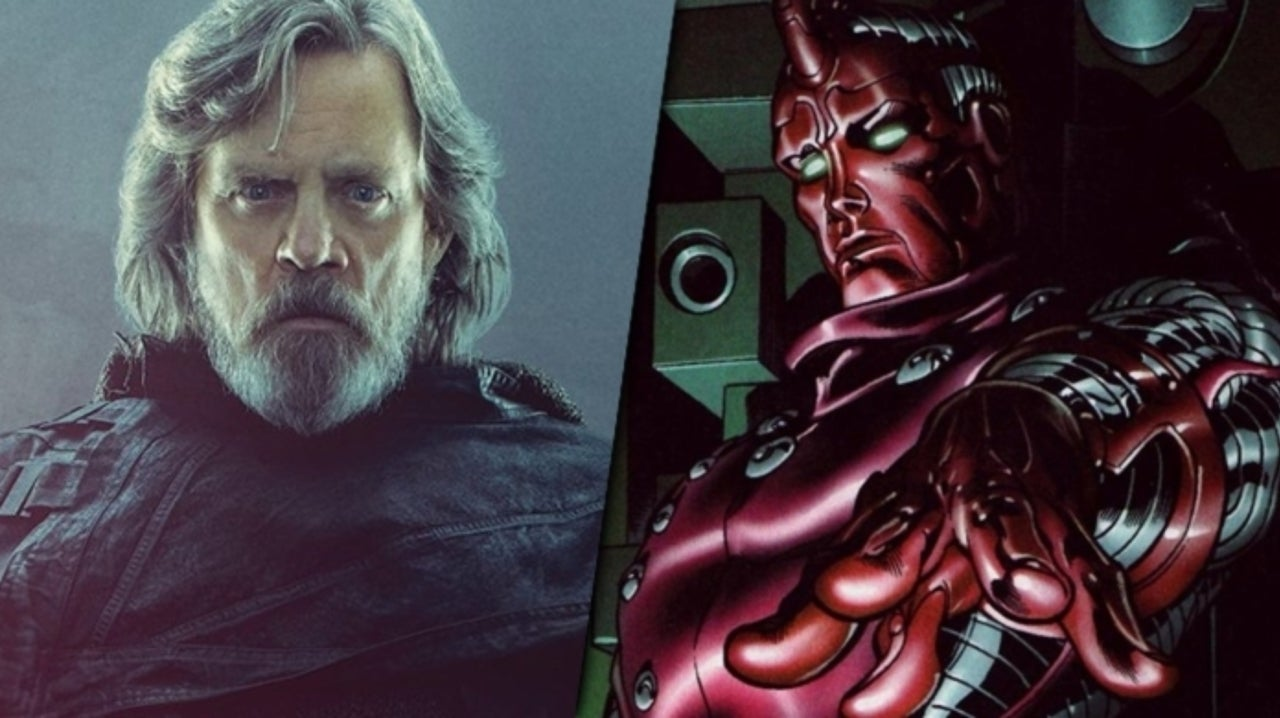 James Gunn Says He's Never Talked to Mark Hamill About Guardians of the Galaxy 3 Role