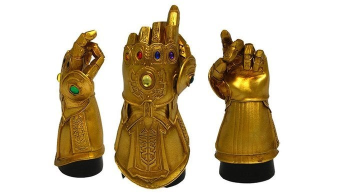 This Infinity Gauntlet is cheaper and better