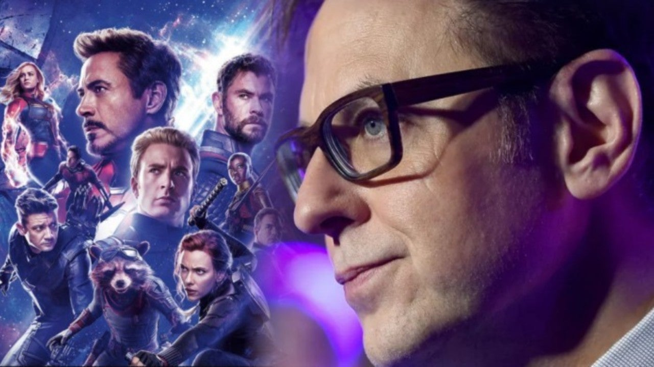 James Gunn Confirms He'll Continue to Produce Marvel Movies