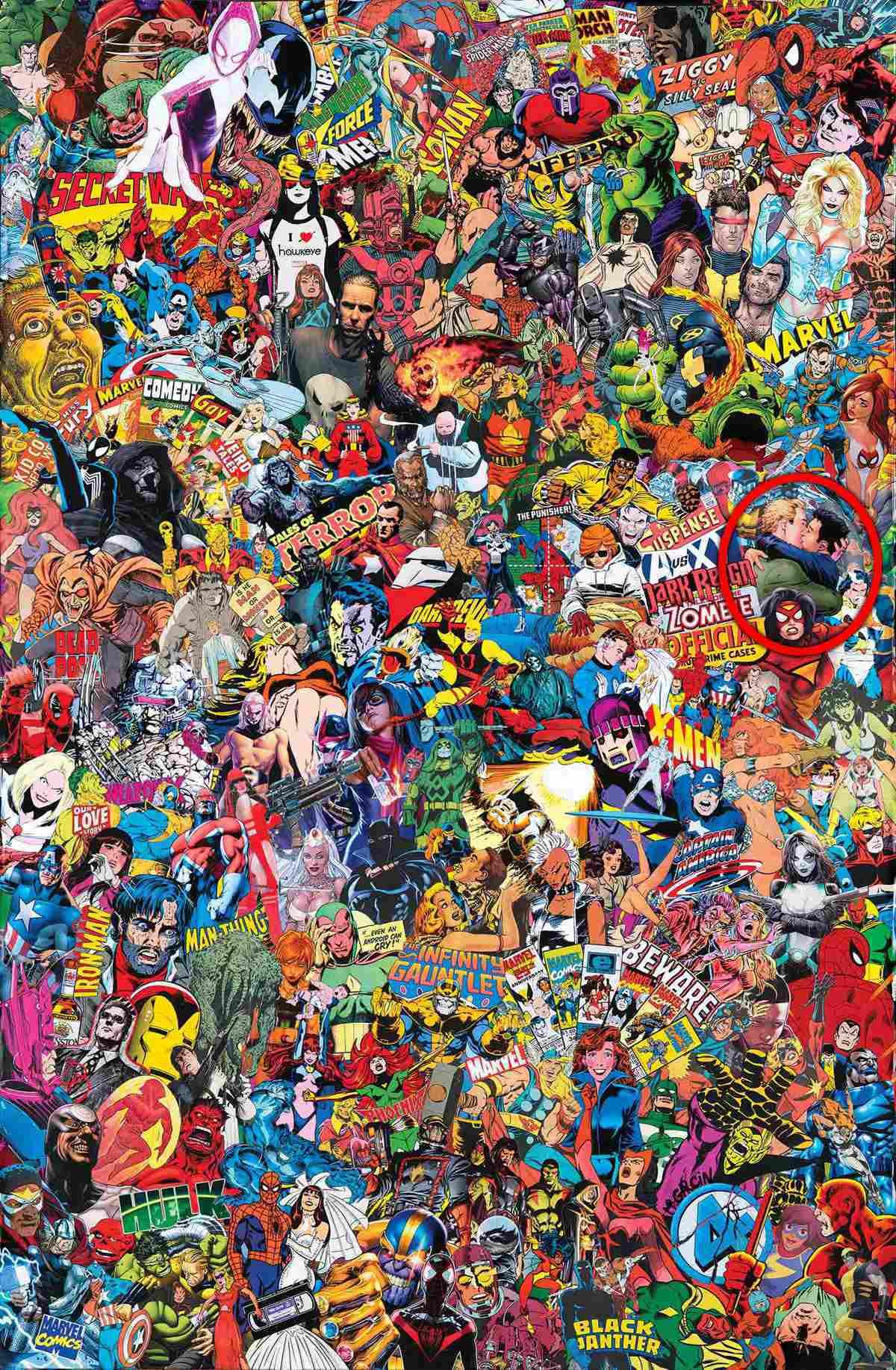 Marvel-Comics-1000-Collage-Variant