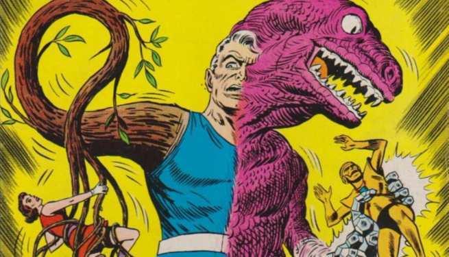 Marvel DC Kaiju - Animal-Vegetable-Mineral Man