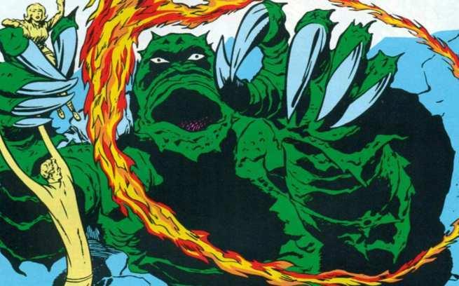 Marvel DC Kaiju - Giganto Mutate