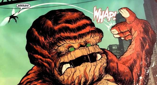 Marvel DC Kaiju - Goom
