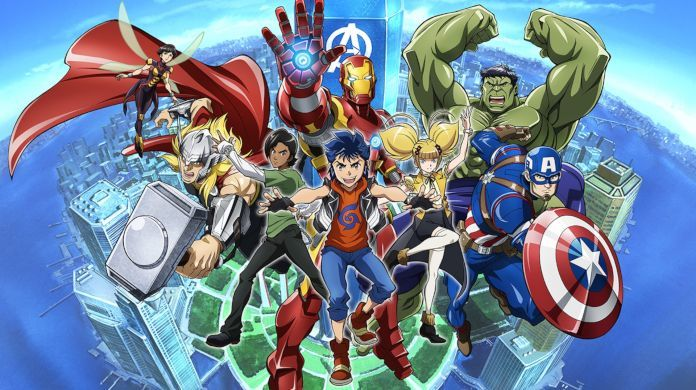 Marvel-Future-Avengers-Anime