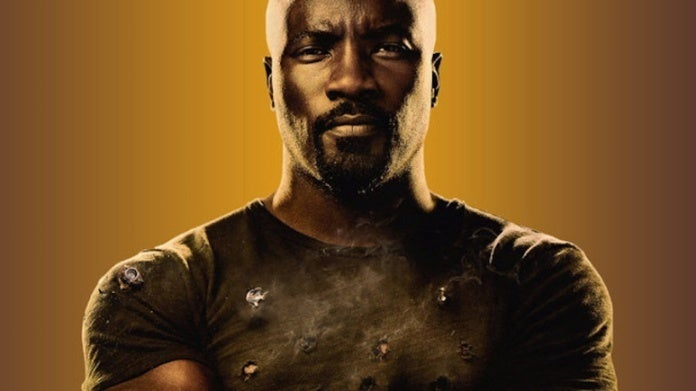 Marvel Luke Cage Mike Colter