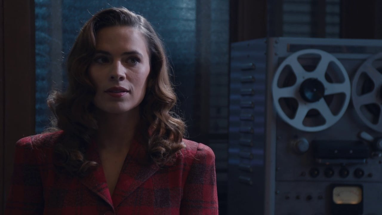 marvel one shot agent carter hayley atwell