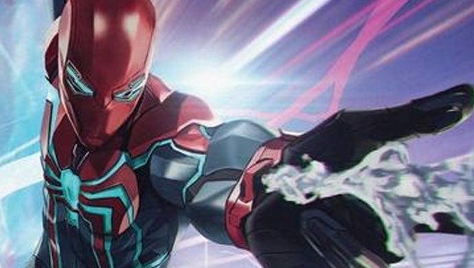 marvel spider man velocity comic