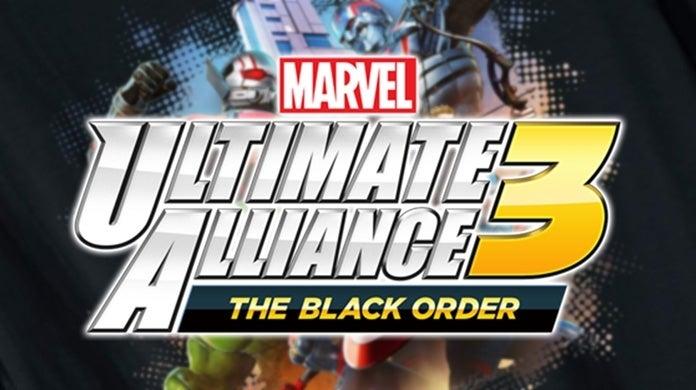 Marvel Ultimate Alliance 3 Ant-Man