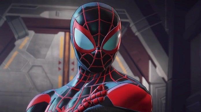 Marvel Ultimate Alliance 3 Miles Morales