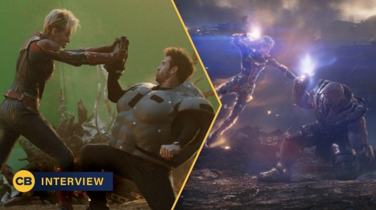 Avengers: Endgame VFX Supervisor Matt Aitken on Massive Cinematic