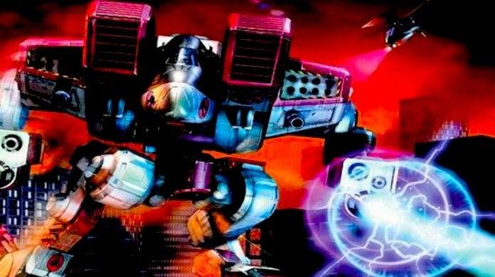 Rumor: Microsoft Will Reveal A New MechAssault At E3