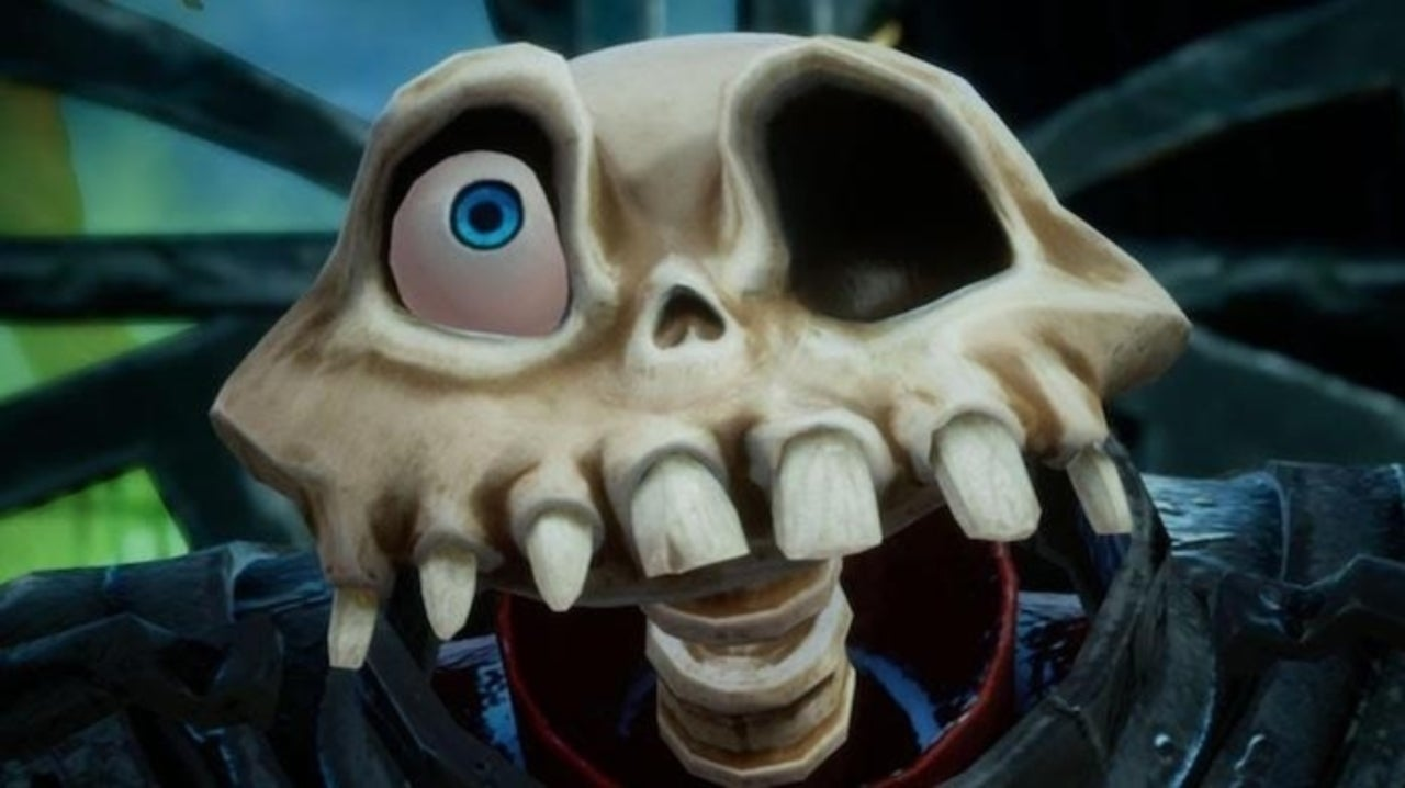 PlayStation Reveals Our Best Look At MediEvil Yet