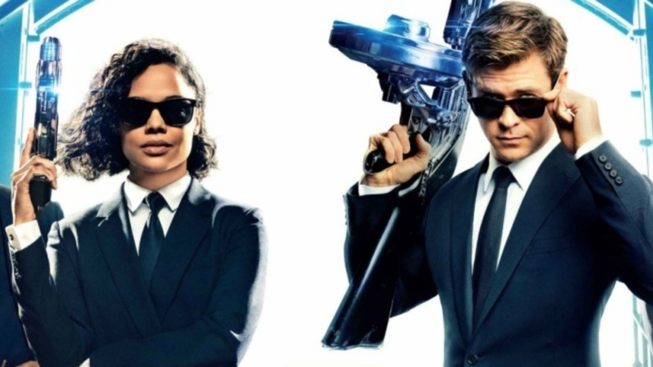 Men In Black: International Tracking For $40 Million Opening Weekend Box Office