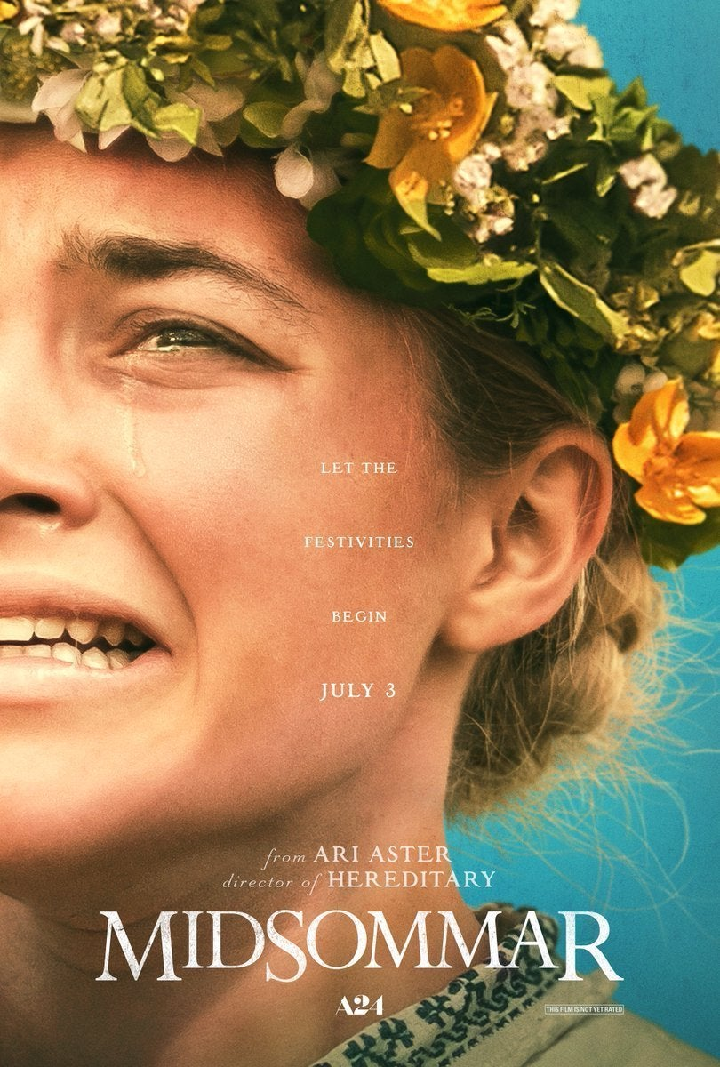 midsommar movie poster ari aster 2019
