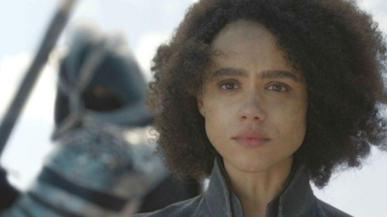 Game of Thrones: Nathalie Emmanuel Has Hilarious Response to THAT Daenerys Scene