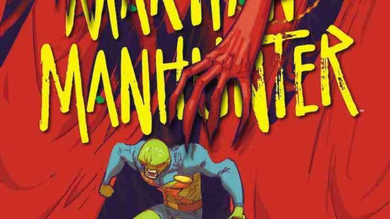 Exclusive DC Preview: Martian Manhunter #5