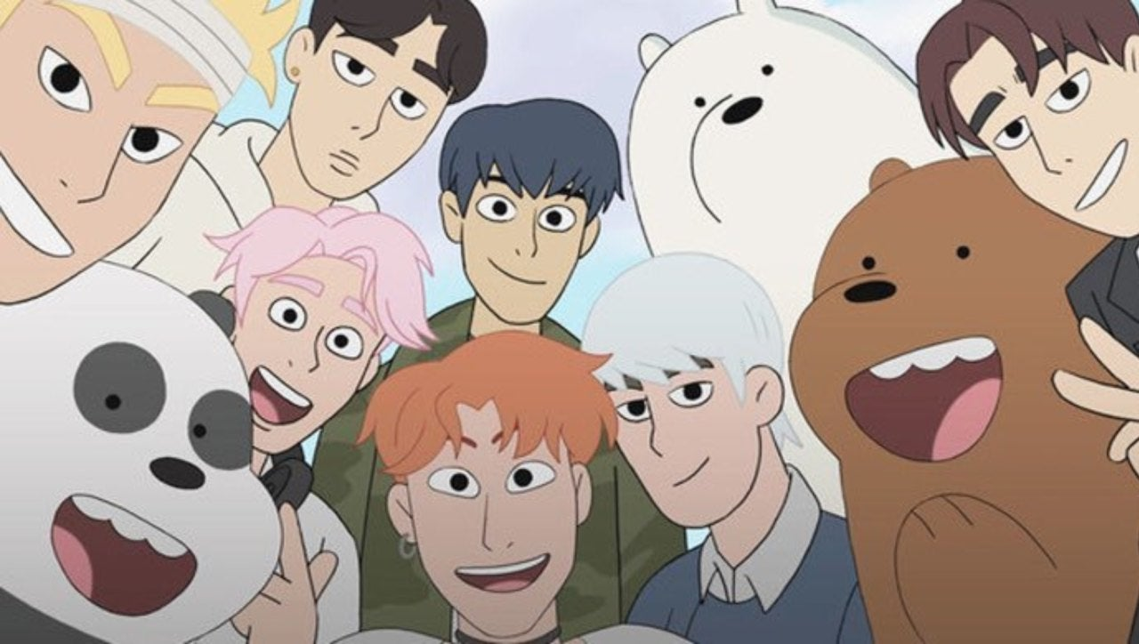 K-pop Stars Monsta X to Guest Star on Cartoon Network's We Bare Bears
