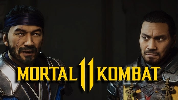 Mortal Kombat 11 April Best-Selling Game