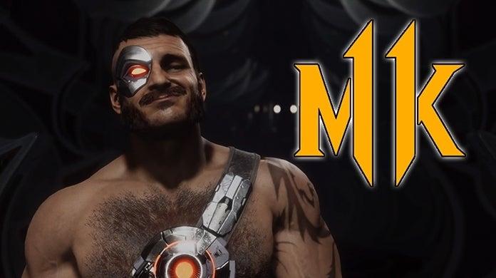 Mortal Kombat 11 Xbox One Patch