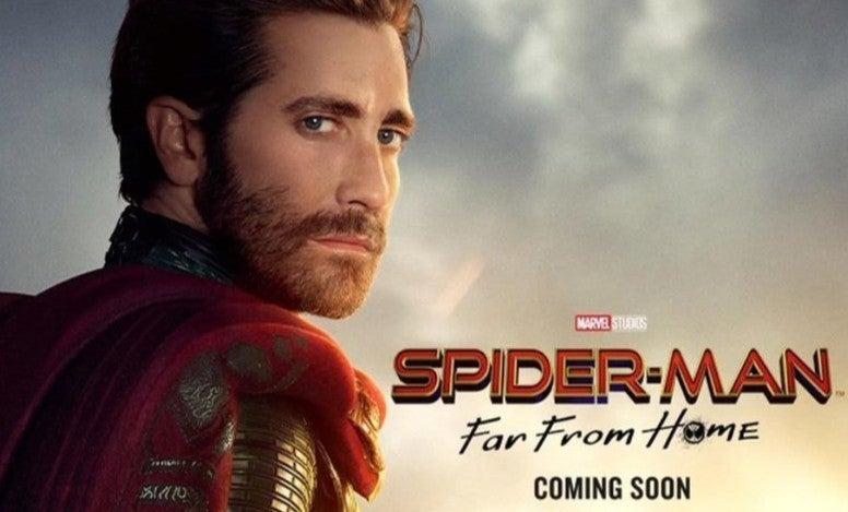 mysterio poster spider-man