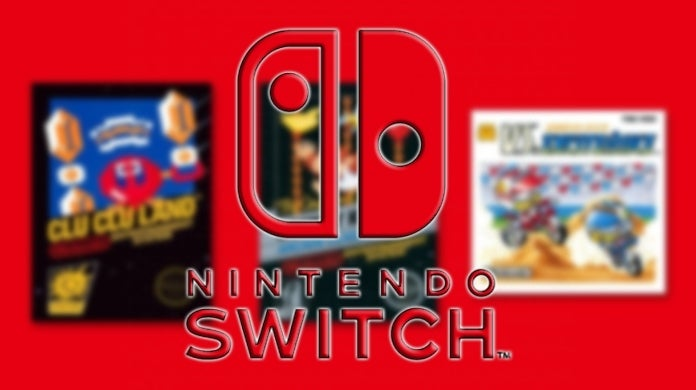 Nintendo Switch Online NES Games May 2019