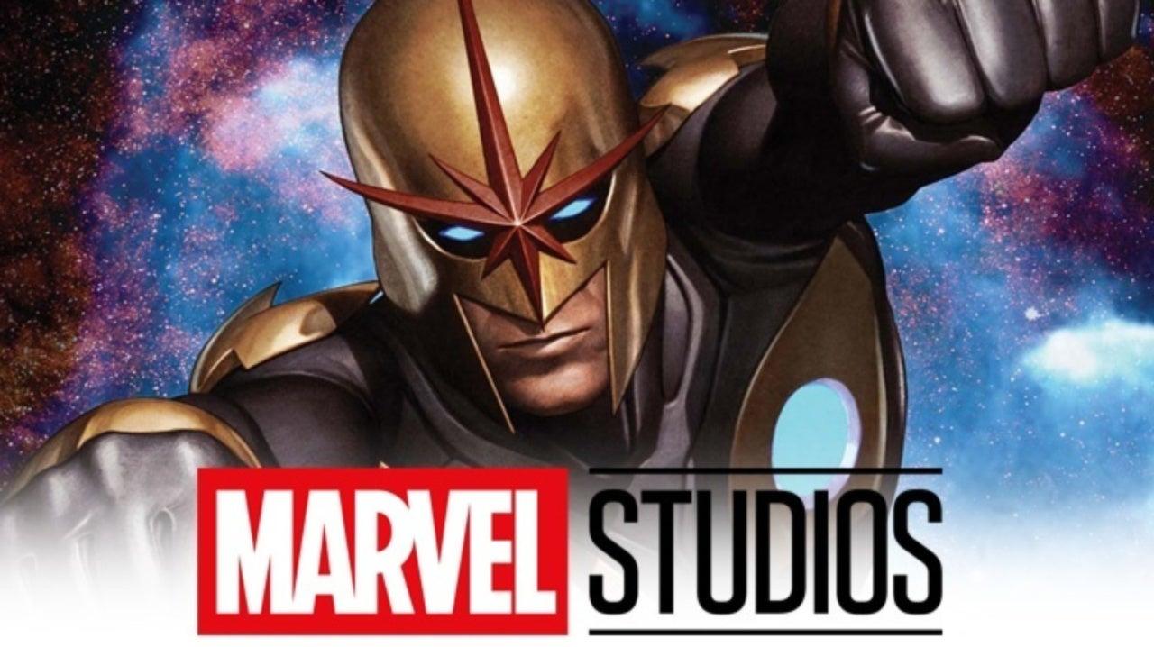 Marvel Fan's NOVA Movie Logo Is Perfect for the MCU