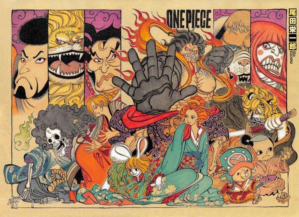 One-Piece-Wano-Arc
