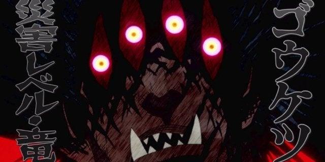 One-Punch Man Season 2 Goketsu vs Genos Monsters Association