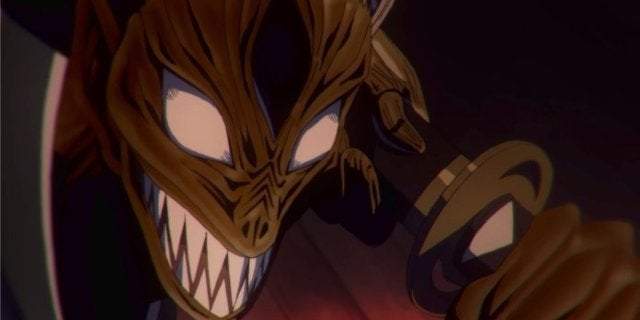 One-Punch Man Season 2 Monster Association Cells