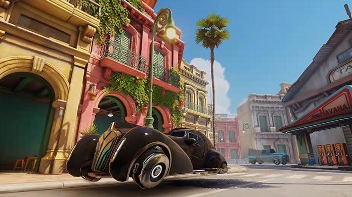 Overwatch Havana Map